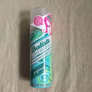 Batiste Dry Shampoo from Japan