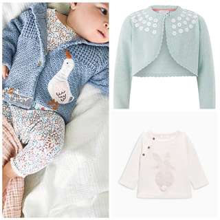 KIDS/ BABY - Cardigan/ Jumper
