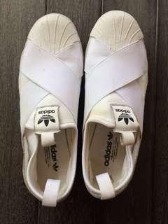 Authentic Adidas Superstar Slip On