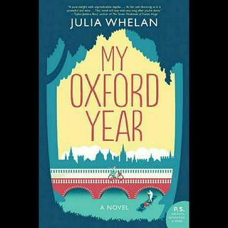 (Ebook)  My Oxford Year by Julia Whelan