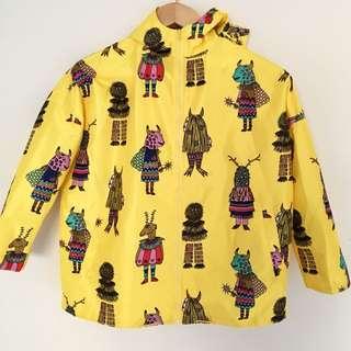 Gorman Festival Rain Coat