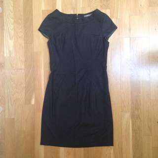 G2000 Black Work Dress