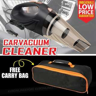 Car vacuum cleaner wet dry