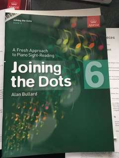 Joining the dots piano