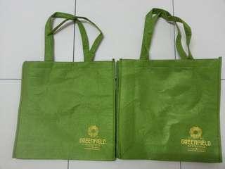 Eco Bag x 2