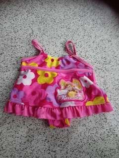 BN Disney Baby Girl Swimsuit ( 3 months )