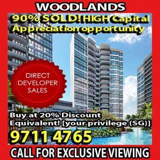 Executive Condominium - Northwave