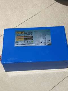 E scooter battery 48v 20Ah