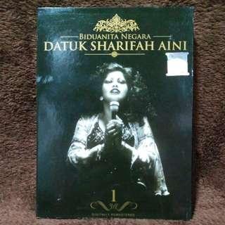 Datuk Sharifah Aini - Biduanita Negara Vol.1 *5cd
