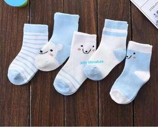 Socks (5 in a pack)