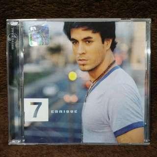 Enrique Iglesias - 7 (audio cd)