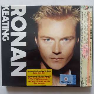 Original Ronan Keating self titled album