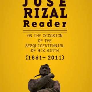 The Anvil Jose Rizal Reader