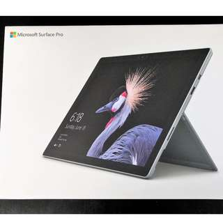 New Microsoft Surface Pro (2017), i5, 8GB RAM, 256 GB - BRAND NEW (1 year Warranty included)