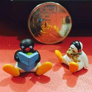 Pingu Penguin Figures