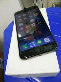 Iphone 6 Plus 128gb Spacegrey ex International super mulus fullset