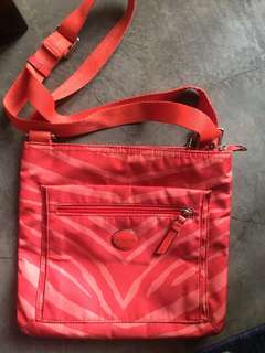 Coach sling bag nylon small