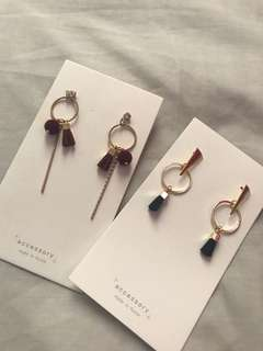 Earring (2 pieces)