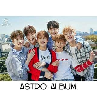 ASTRO ALBUMS
