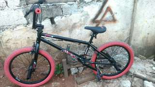 Full Set Haro BMX