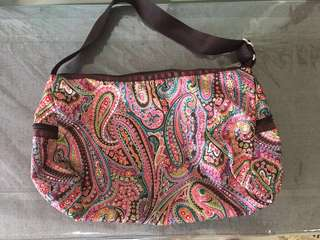 Authentic LeSportsac handbag