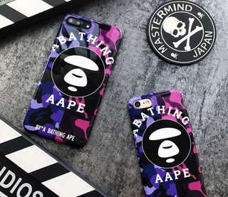 iPhone 7 Aape Protective Casing