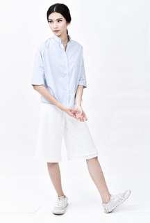 DARAWOMEN - Andrini Shirt in Light Blue