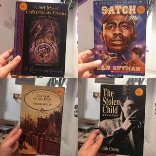 Famous Novels