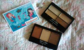 BYS CONTOURING AND HIGHLIGHTING PALETTE