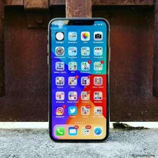 Kredit Hp iPhone X 256 Gb Tanpa Perlu Menggunakan Kartu Kredit