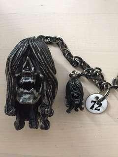 Undercover skull key chain supreme Comme cdg Ann dem chrome rick Owens goti