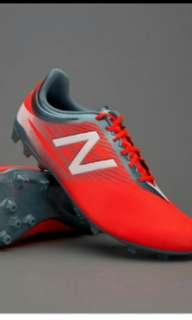 Authentic New Balance Furon 2 Dispatch Firm Ground Football Boots - Alpha Orange