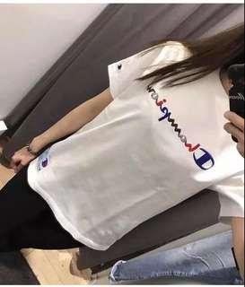 Champion冠軍純棉T恤