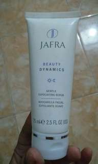 Jafra Gentle Exfoliating Face Scrub