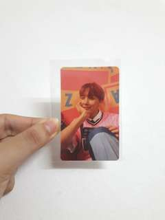 [WTS] BTS J-Hope LOVE YOURSELF (E ver) Photocard