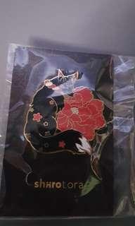 Kitsune pin by shirotora
