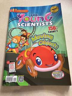 Young Scientists Level 1 (Book 156)