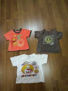 Boy top (for 1 - 2 year old)