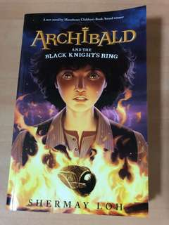 Book : Archibald and the Black Knight's Ring