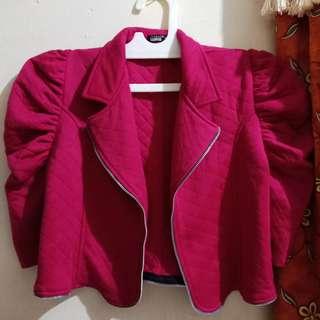 Blazer / blouse / baju pesta / cardigan / outer