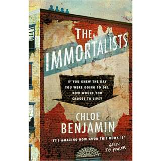 (Ebook)  The Immortalists - Chloe Benjamin