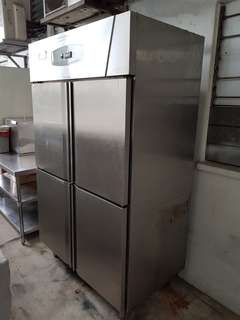 4door upright chiller
