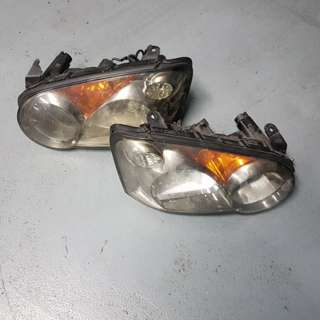 Subaru Impreza Cockeye Headlights