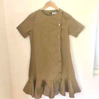 Love and Flair Baby Doll Dress
