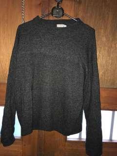 Esprit dark grey sweater
