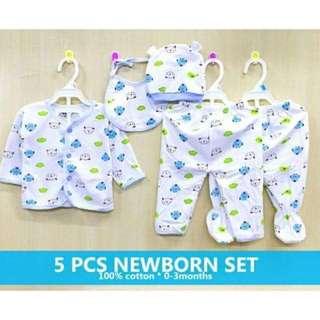 Baby 5in1 Newborn Set