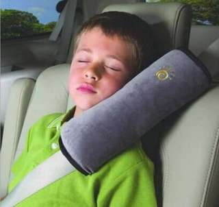 Safety Strap Car Seat Belt Cushion Neck Pillow