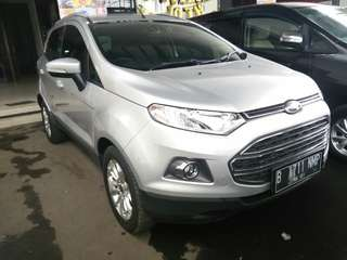 Ford ecosport titanium at 2015