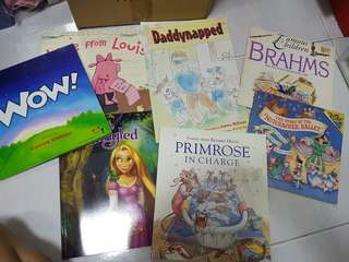 Childrens books : Various title