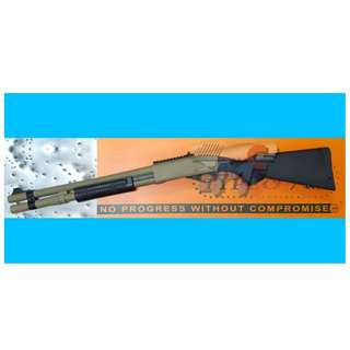 Golden Eagle M870 Tactical Gas Shot Gun (TAN)